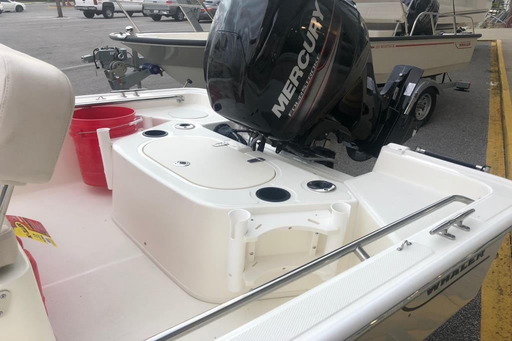 2019 Boston Whaler 150 Montauk Image Thumbnail #7