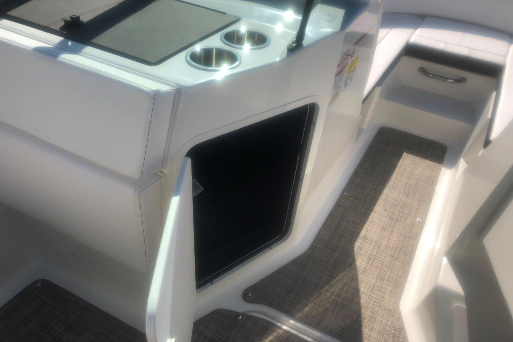 2019 Sea Ray SPX 210 Outboard Image Thumbnail #11