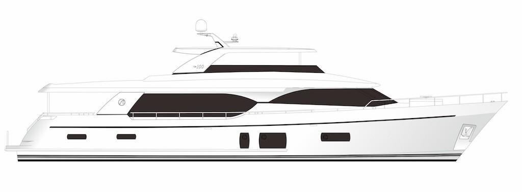 2020 Ocean Alexander 100 Megayacht
