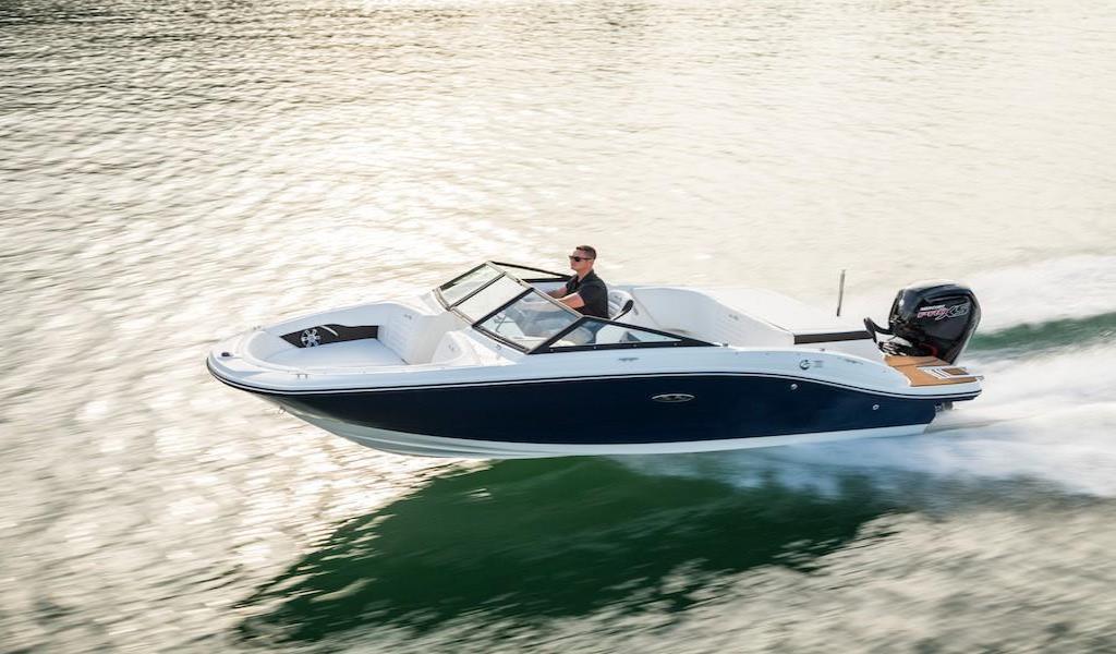 2019 Sea Ray SPX 190 Outboard Image Thumbnail #0