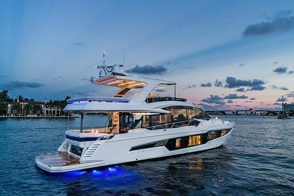 Thumbnail 3 for 2021 Galeon 680 Fly
