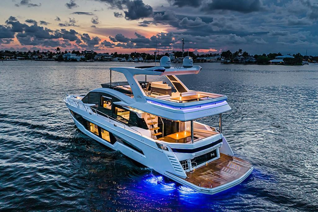 Photo 2 for 2021 Galeon 680 Fly