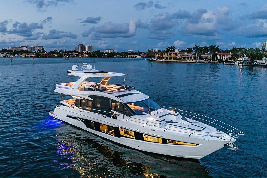 Photo 10 for 2021 Galeon 680 Fly