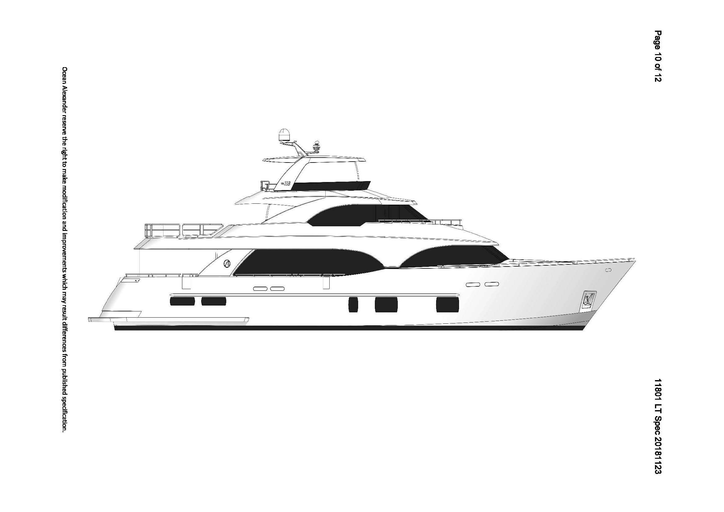 2021 Ocean Alexander 118My