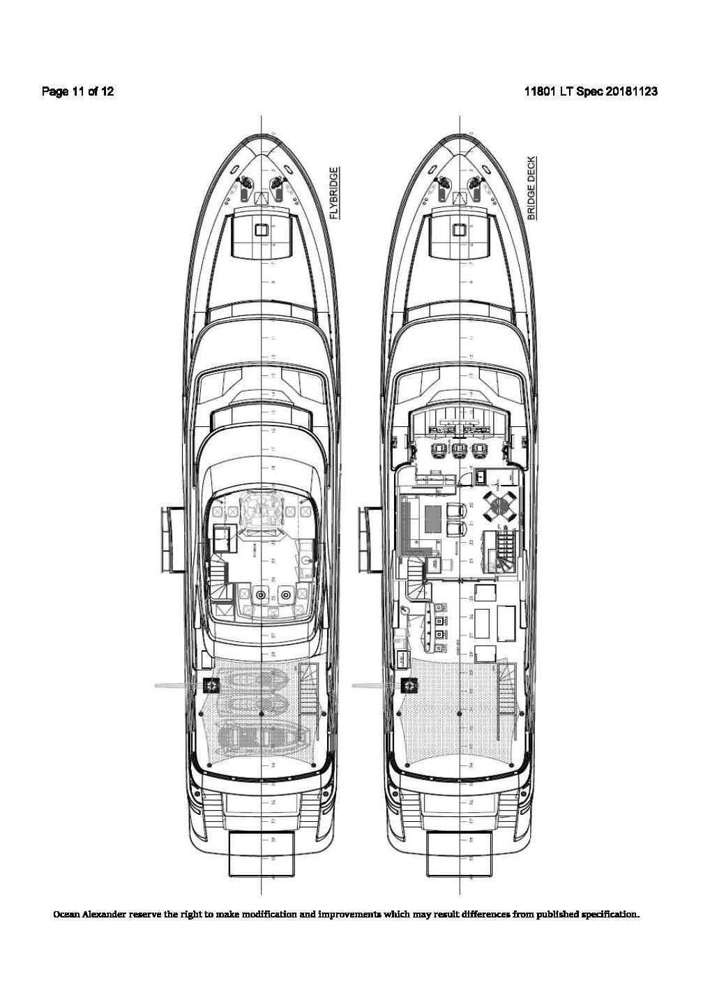 2021 Ocean Alexander                                                              118MY Image Thumbnail #1