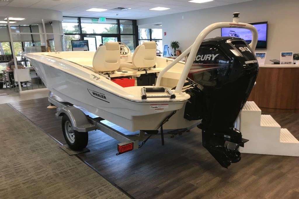 2019 Boston Whaler 160 Super Sport Image Thumbnail #0