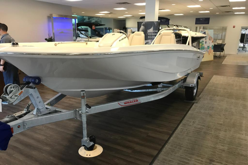 2019 Boston Whaler 160 Super Sport Image Thumbnail #3
