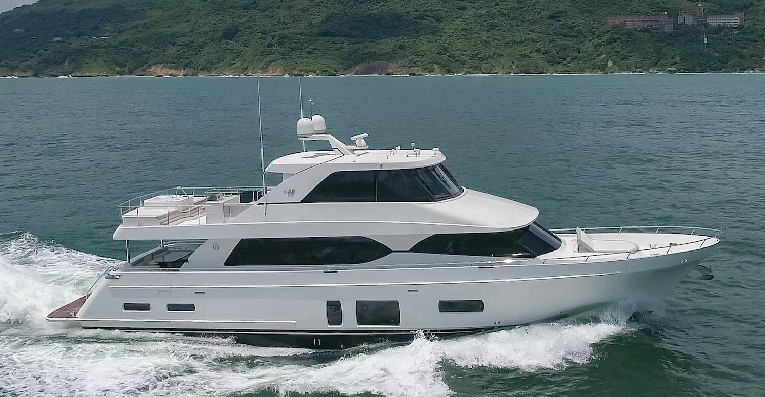 2019 Ocean Alexander 88 Motoryacht Image Thumbnail #0