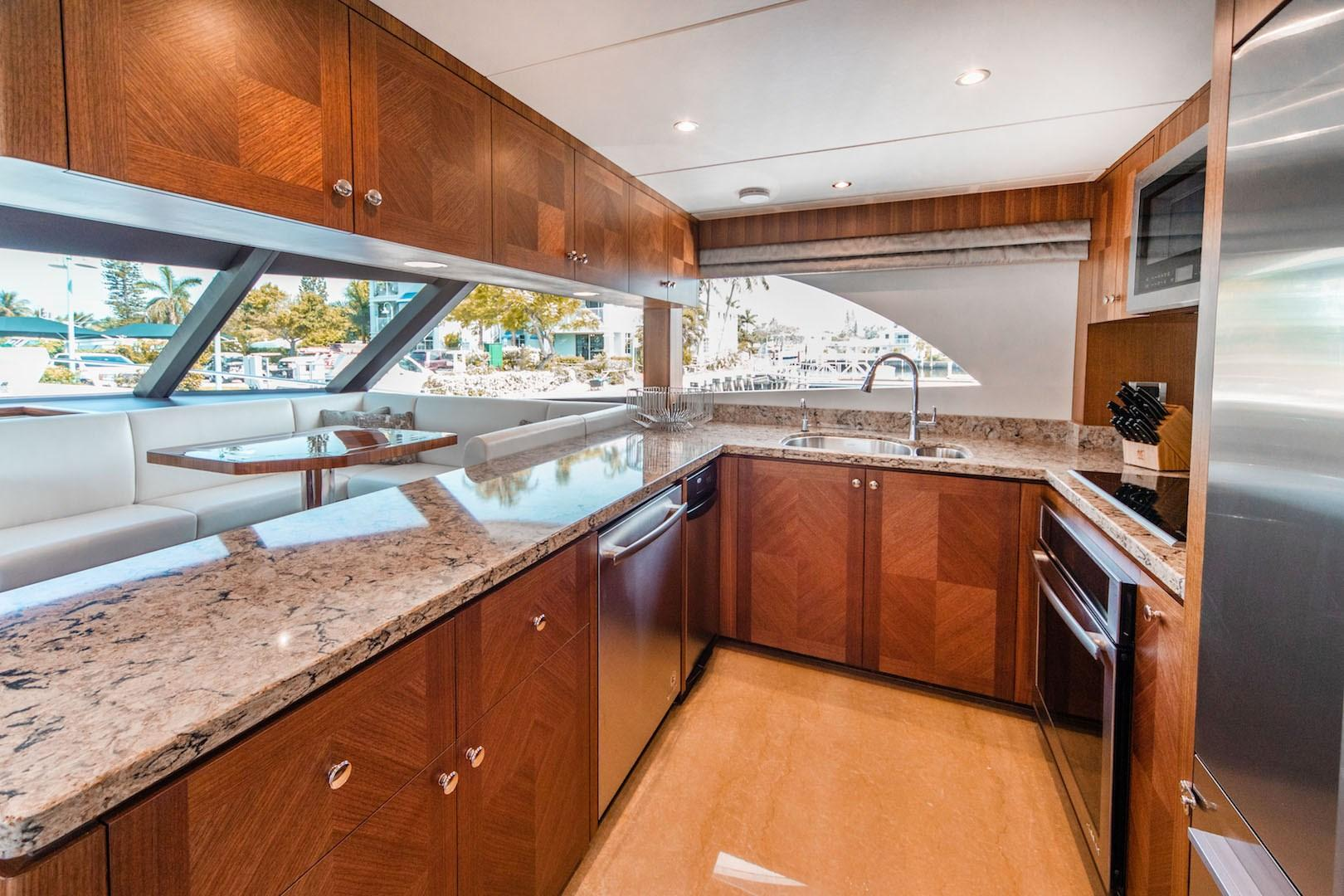 2019 Ocean Alexander 88 Motoryacht Image Thumbnail #8
