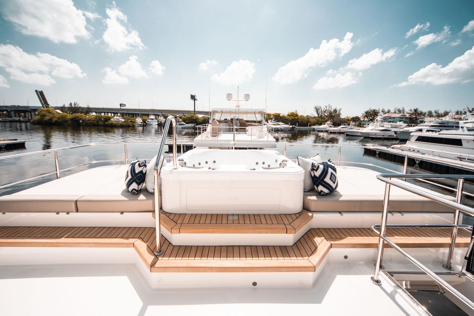 2019 Ocean Alexander 88 Motoryacht Image Thumbnail #21