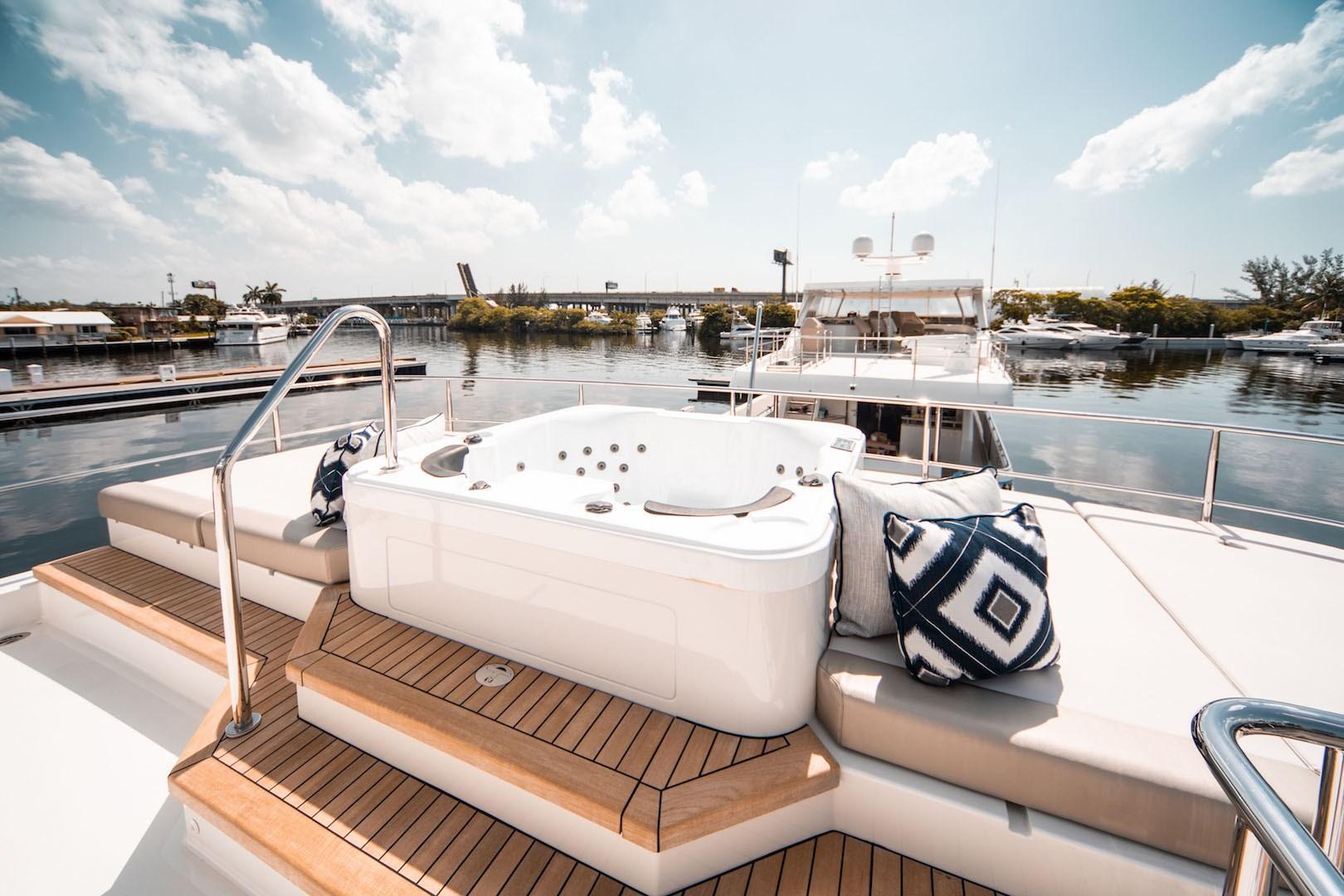 2019 Ocean Alexander 88 Motoryacht Image Thumbnail #22