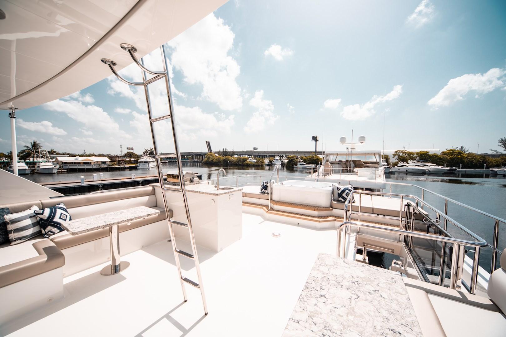 2019 Ocean Alexander 88 Motoryacht Image Thumbnail #19