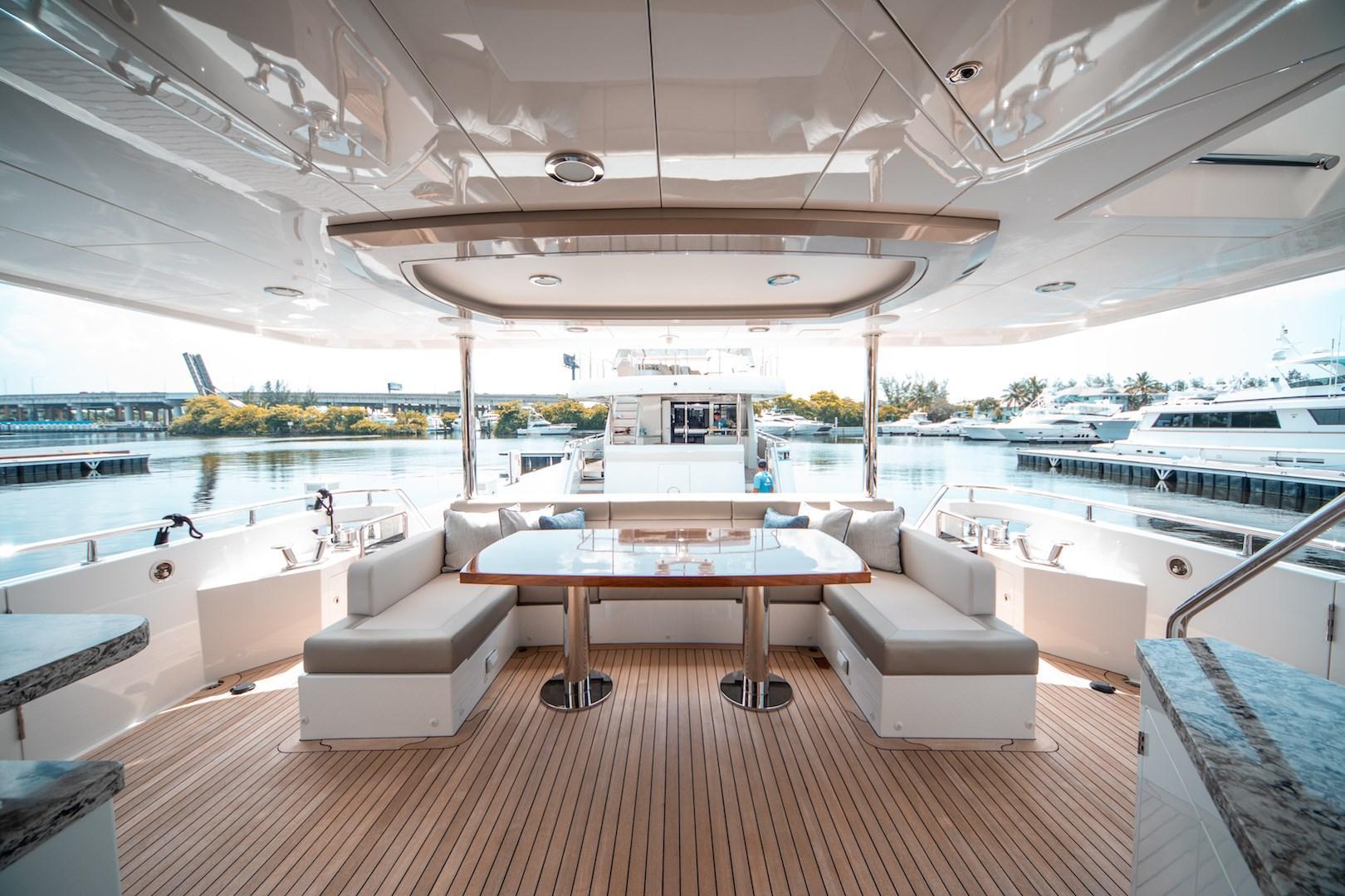 2019 Ocean Alexander 88 Motoryacht Image Thumbnail #4
