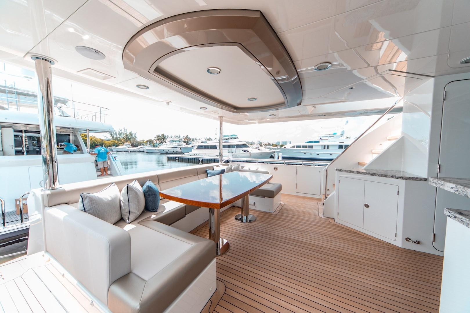 2019 Ocean Alexander 88 Motoryacht Image Thumbnail #2