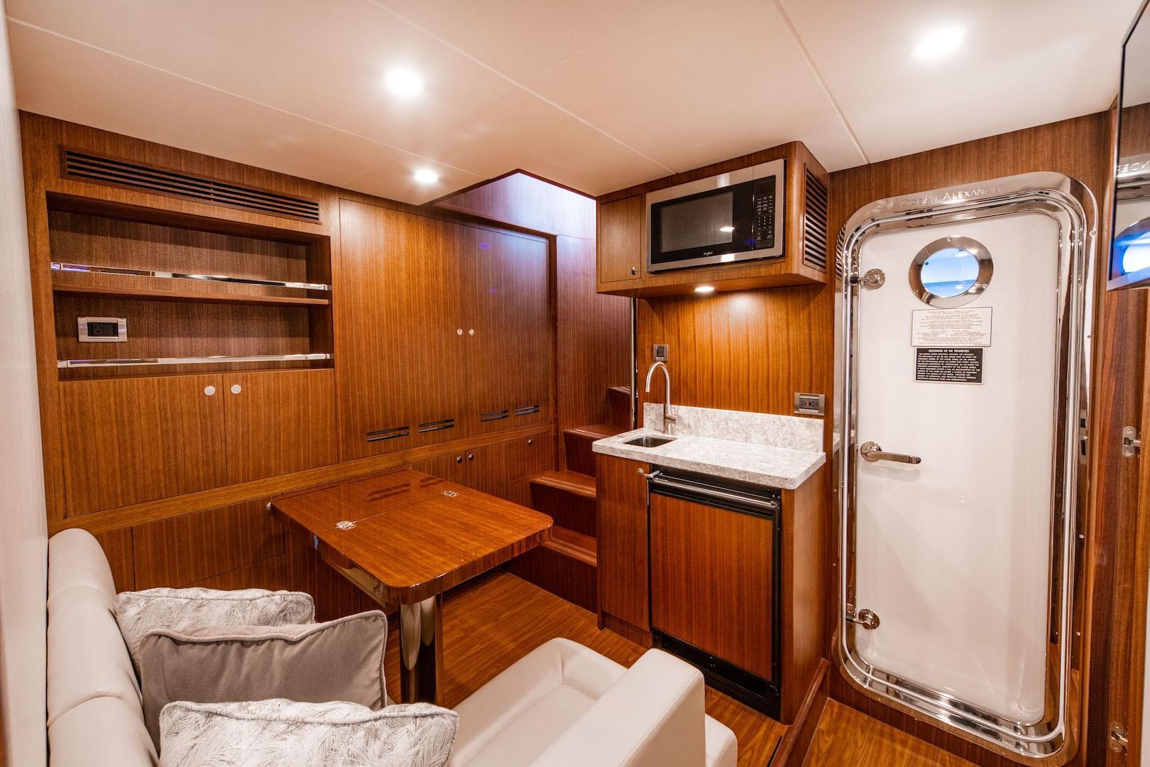 2019 Ocean Alexander 88 Motoryacht Image Thumbnail #38