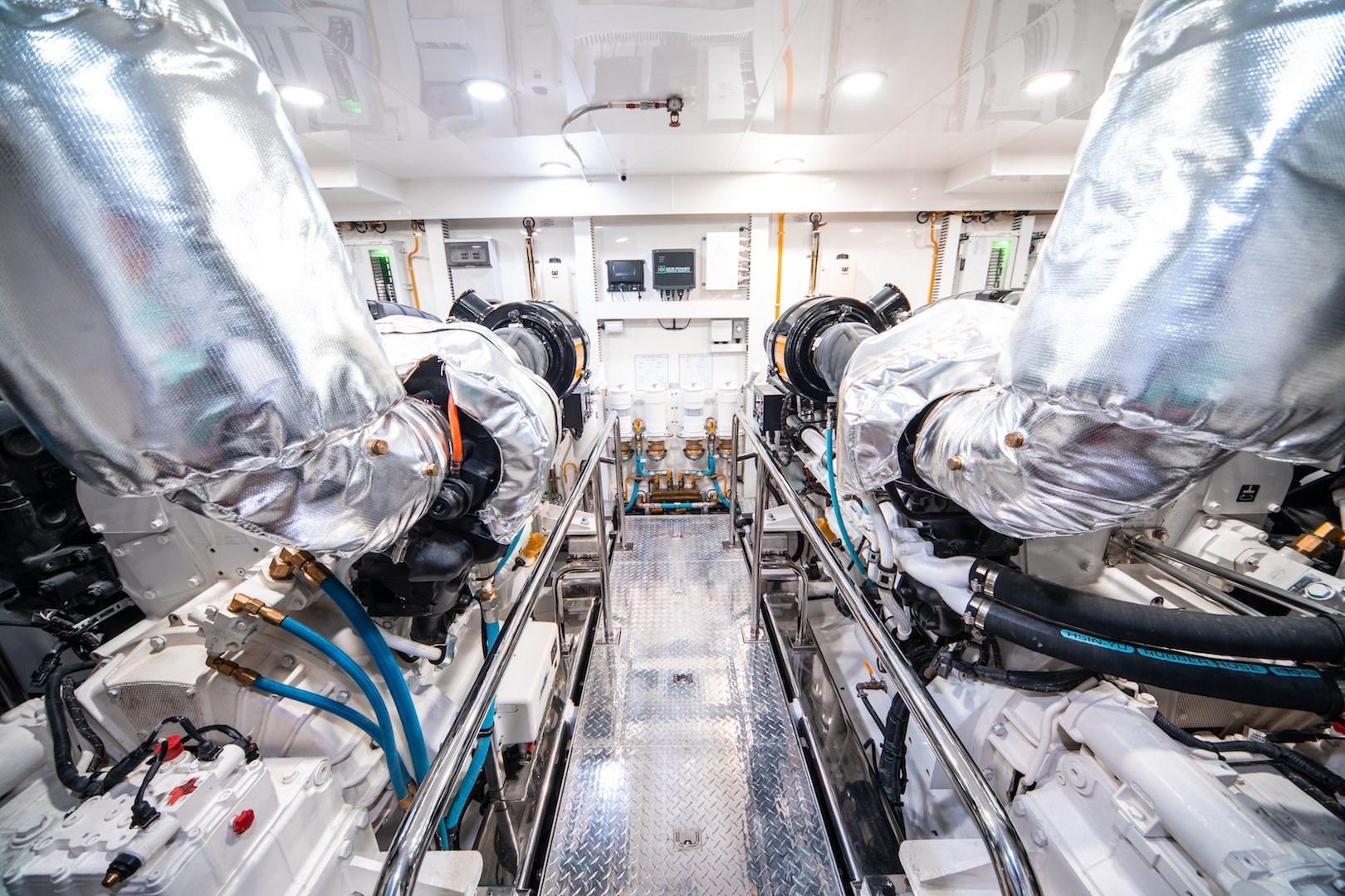 2019 Ocean Alexander 88 Motoryacht Image Thumbnail #42