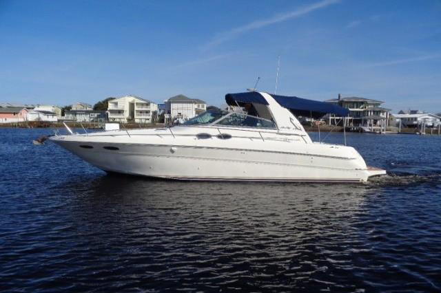 2000 Sea Ray 310 Sundancer Image Thumbnail #2