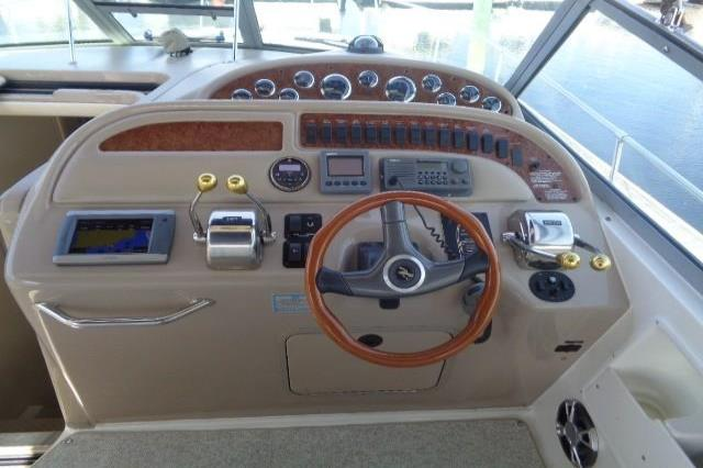 2000 Sea Ray 310 Sundancer Image Thumbnail #20
