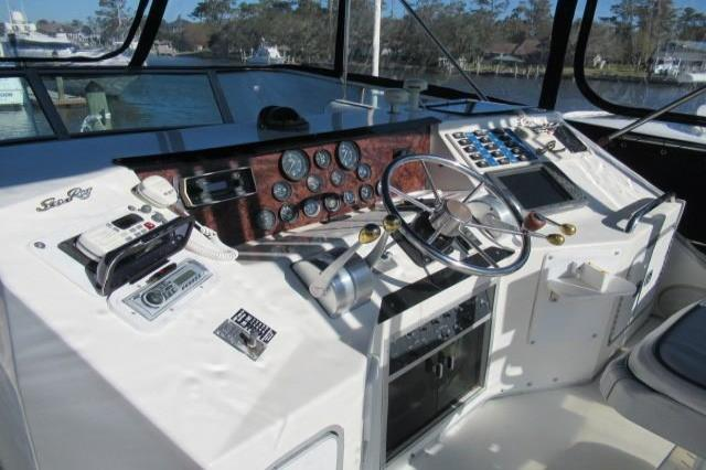 1989 Sea Ray 44 CONVERTIBLE Image Thumbnail #28