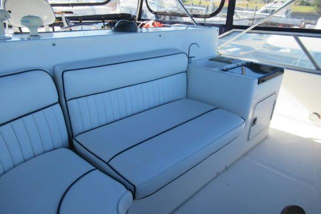 1989 Sea Ray 44 CONVERTIBLE Image Thumbnail #37