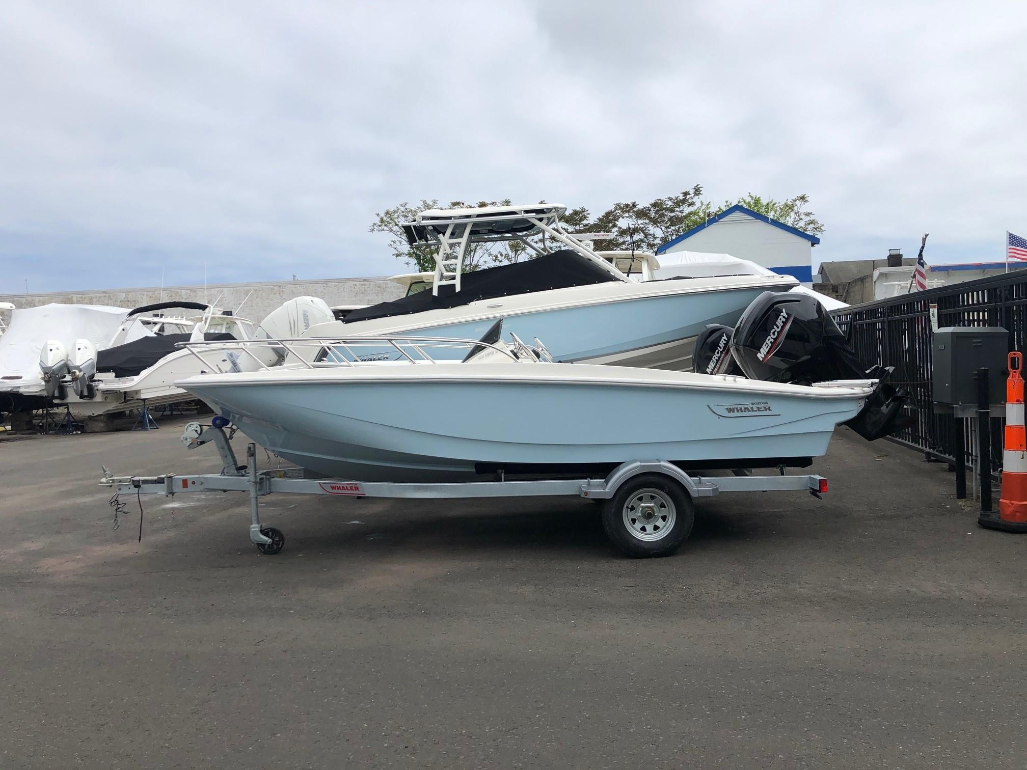 Thumbnail 1 for 2019 Boston Whaler 160 Super Sport
