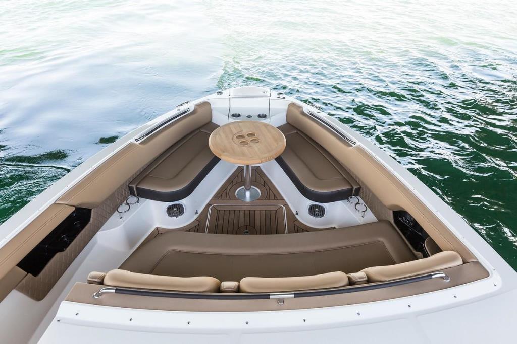 2020 Sea Ray 400SLX-OB Image Thumbnail #5