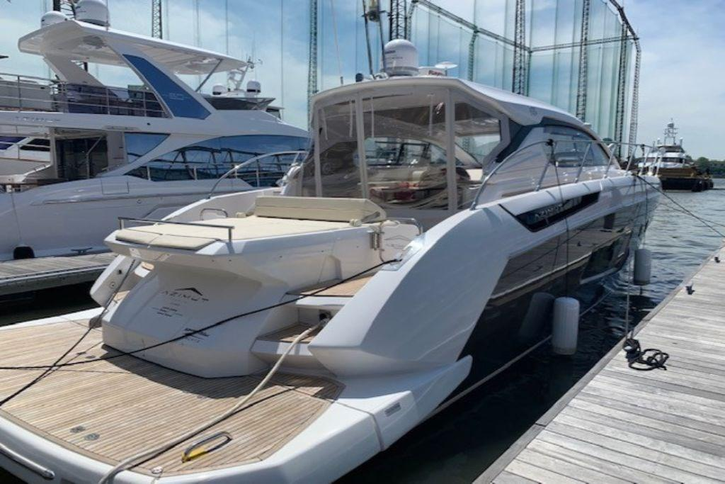 2016 Azimut AT50