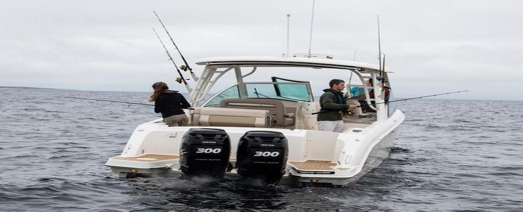 2020 Boston Whaler 320 Vantage Image Thumbnail #6