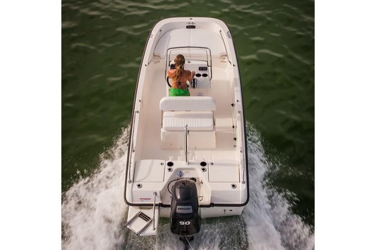 2019 Boston Whaler 170 Dauntless Image Thumbnail #13