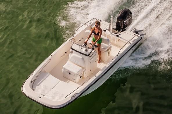 2019 Boston Whaler 170 Dauntless Image Thumbnail #8