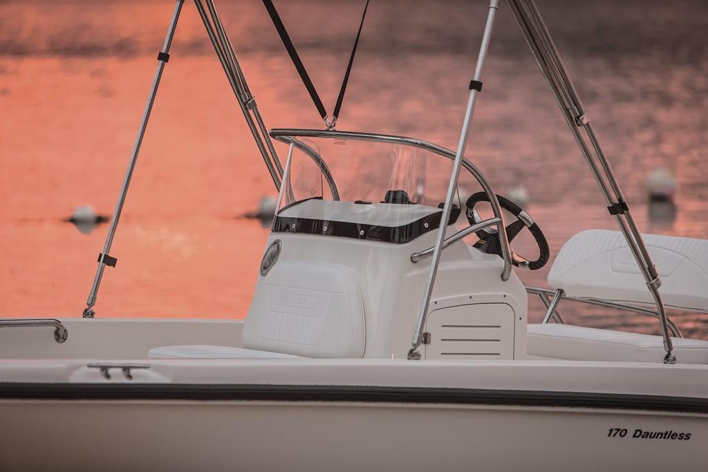 2019 Boston Whaler 170 Dauntless Image Thumbnail #14
