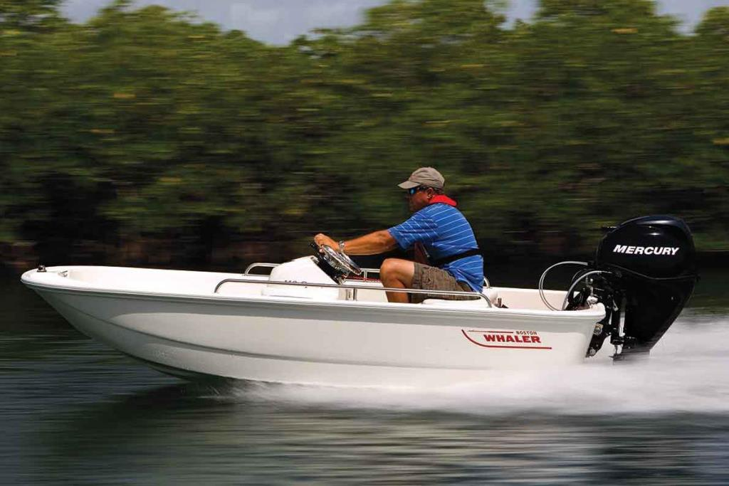 2020 Boston Whaler 110 Sport Image Thumbnail #2