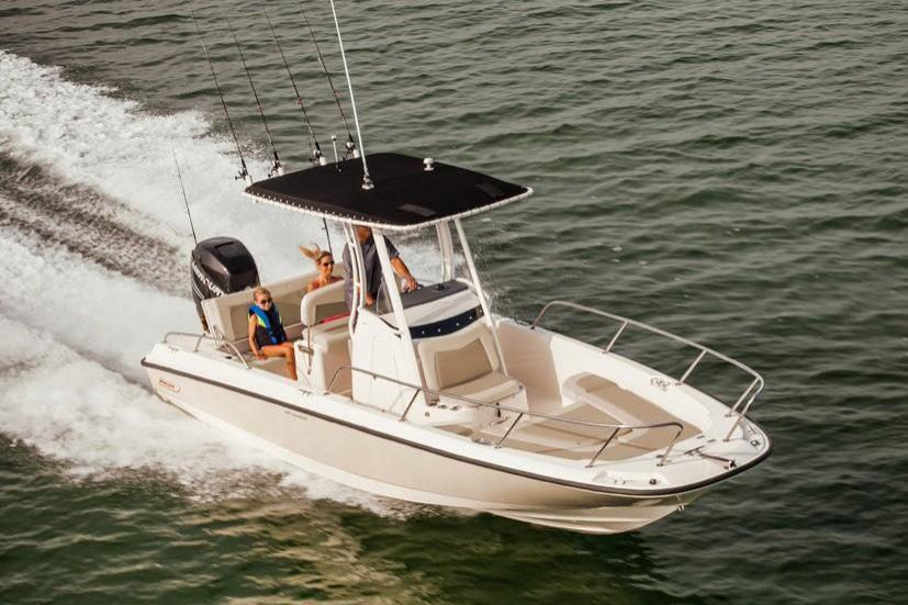 2019 Boston Whaler 240 Dauntless Image Thumbnail #10