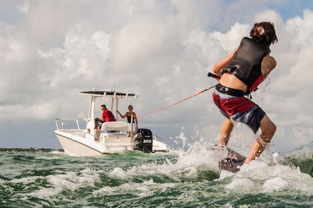 2019 Boston Whaler 240 Dauntless Image Thumbnail #17