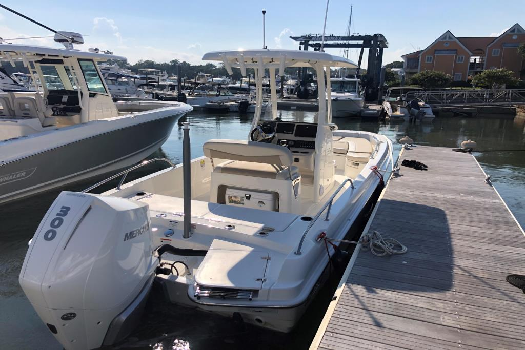 2019 Boston Whaler 240 Dauntless Image Thumbnail #3