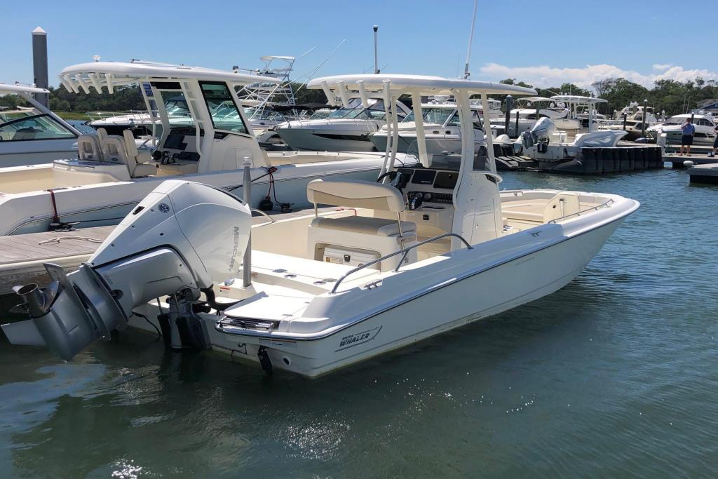 2019 Boston Whaler 240 Dauntless Image Thumbnail #1
