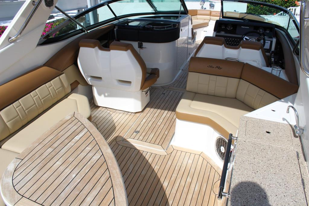 2015 Sea Ray 350 SLX Image Thumbnail #5