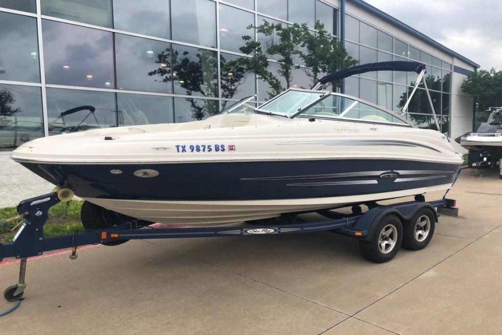 2008 Sea Ray 200 Sundeck