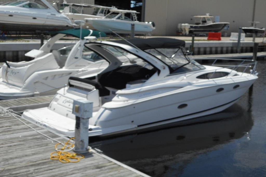 2012 Regal 35 Express Cruiser Image Thumbnail #1