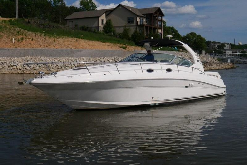 2007 Sea Ray 340 Sundancer Image Thumbnail #3