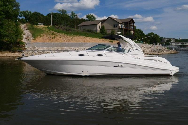 2007 Sea Ray 340 Sundancer Image Thumbnail #4