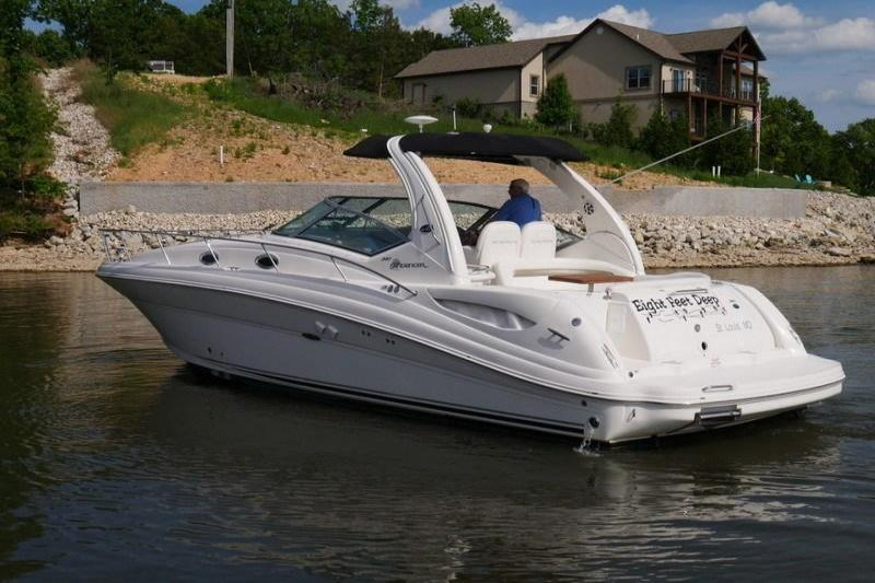 2007 Sea Ray 340 Sundancer Image Thumbnail #5