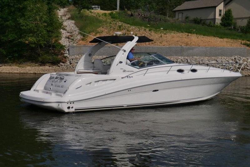 2007 Sea Ray 340 Sundancer Image Thumbnail #7