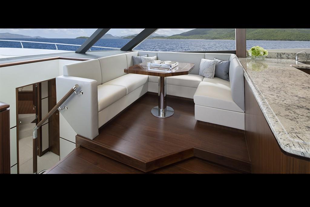 2019 Ocean Alexander 88 Motoryacht Skylounge Image Thumbnail #8