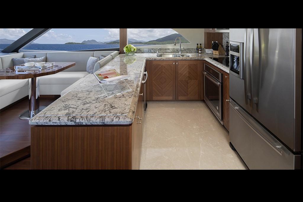 2019 Ocean Alexander 88 Motoryacht Skylounge Image Thumbnail #9