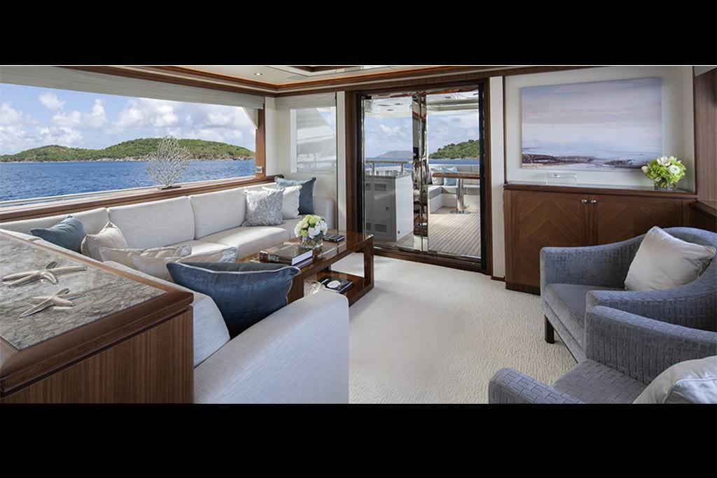 2019 Ocean Alexander 88 Motoryacht Skylounge Image Thumbnail #12