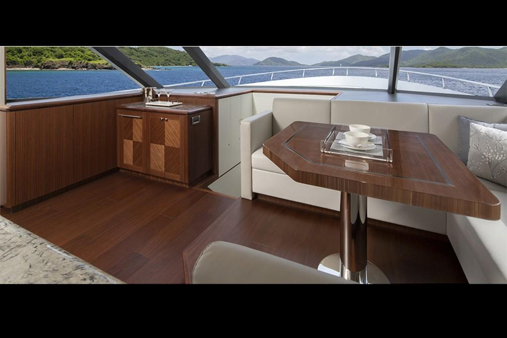 2019 Ocean Alexander 88 Motoryacht Skylounge Image Thumbnail #14