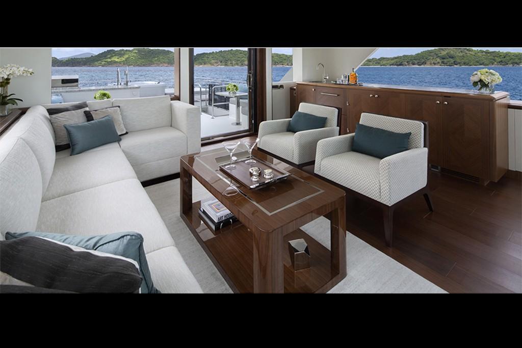 2019 Ocean Alexander 88 Motoryacht Skylounge Image Thumbnail #15