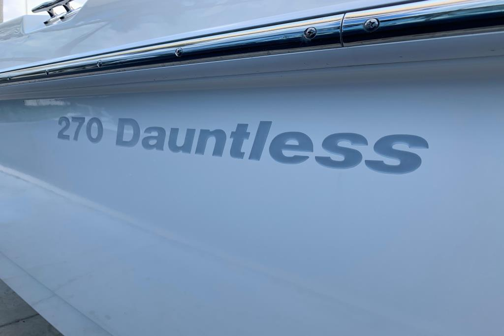 2020 Boston Whaler                                                              270 Dauntless Image Thumbnail #9