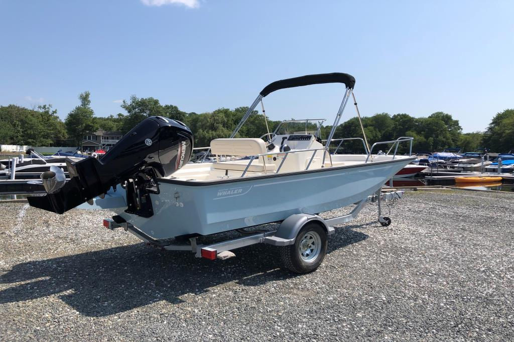 2020 Boston Whaler 170 Montauk Image Thumbnail #21
